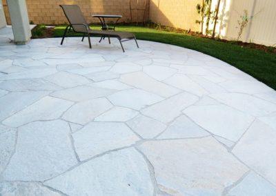 quartz patio